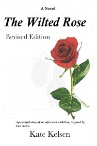 The Wilted Rose Book Cover Paint