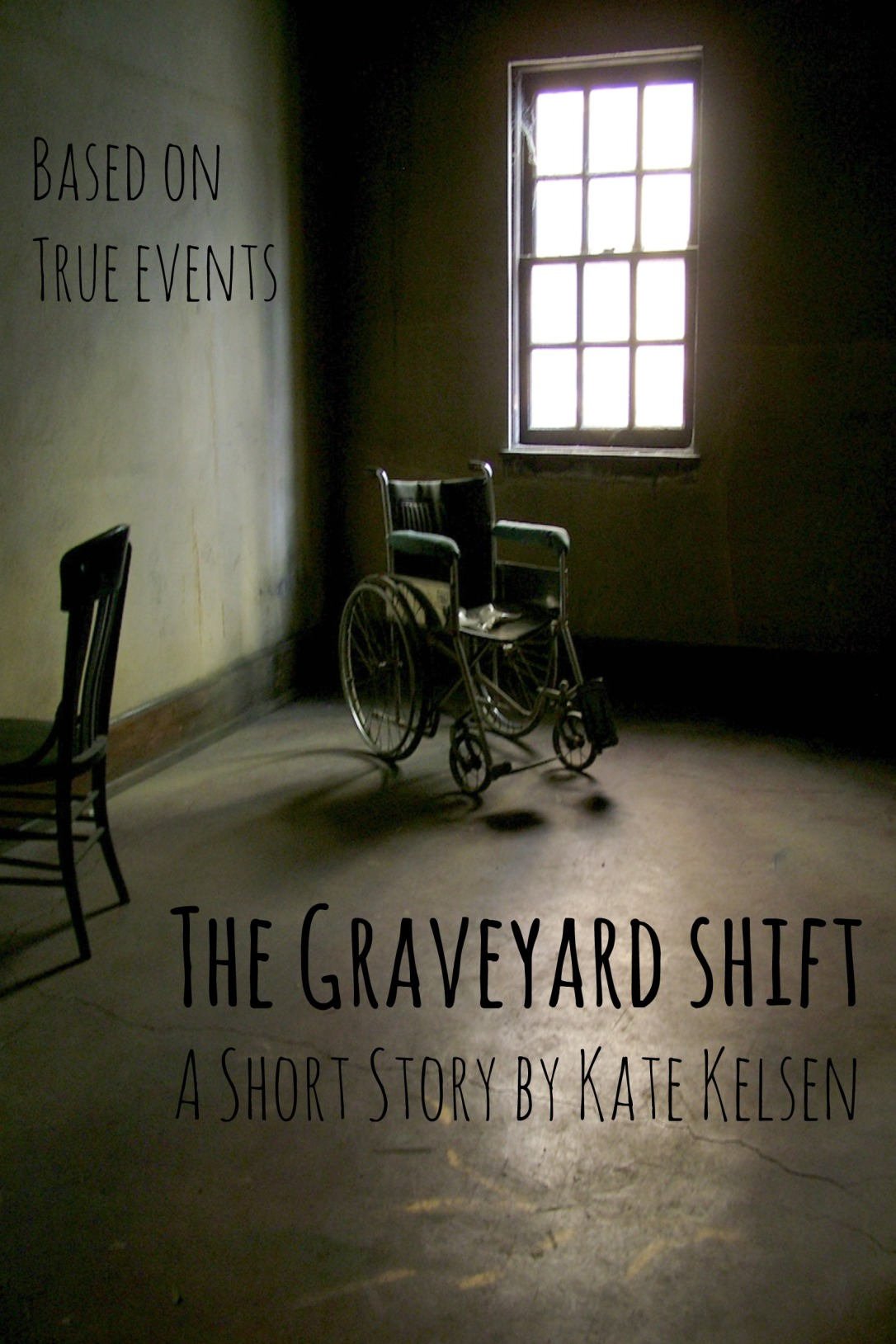 The Graveyard Shift cover
